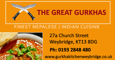 Gurkha Kitchen Weybridge